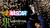 NASCAR -- We're Monster Now! New Sponsor Revealed