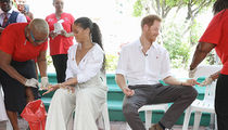 Rihanna & Prince Harry -- Bleeding for Your Attention