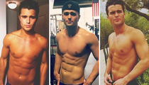 42 Abs-olutely Shredded Shots of Disney Star Spencer Boldman