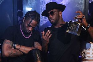 Diddy at Rockwell -- Inside the Party