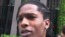 A$AP Rocky Sues -- I Love Bad Bitches But My Landlord's a Freakin' Problem
