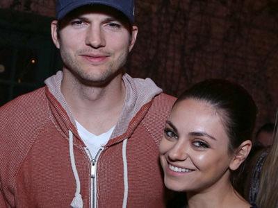 Ashton Kutcher & Mila Kunis FINALLY Reveal Baby #2's Unique Name!