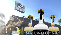 Sammy Hagar -- Old Cabo Wabo Co. Sues ... One Shot to Stop Using Our Name!!