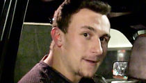 Johnny Manziel -- Agrees to Anger Management ... In Domestic Violence Case (UPDATE)