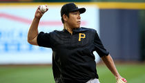 MLB's Jung Ho Kang -- Arrested In South Korea ... Leaving Scene of DUI Crash