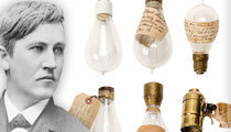 Thomas Edison -- Here's a Bright Idea ... $10k for 5 Light Bulbs! (PHOTO GALLERY)