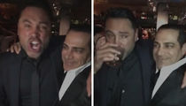 Oscar De La Hoya -- 'Guess What ... I'm Single' (VIDEO)