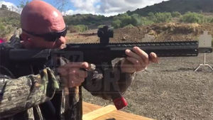 Stone Cold Steve Austin -- 3:16 Goes 9MM at Tactical Gun Range