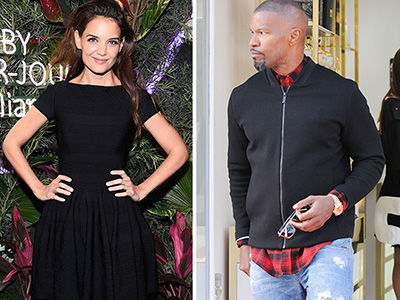 Katie Holmes ADMITS Marital Status! What'd She Say?!