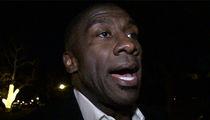 Shannon Sharpe -- Joe McKnight Investigators Should Not Rush to Judgment (VIDEO)