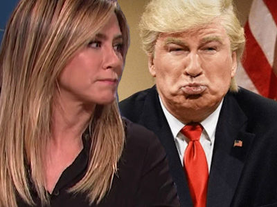 "See Why Jennifer Aniston & Donald Trump Are TICKED About ""SNL"""