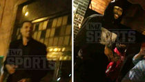 NBA Star Matt Barnes -- Accused of Choking Woman in NYC Nightclub