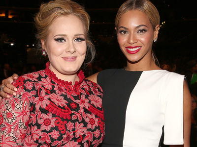 Grammy Nominations REVEALED, Set Stage for Beyonce vs. Adele SHOWDOWN -- See Noms!