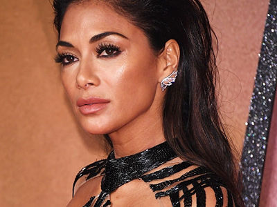 WHOA! Wait Until You See Scherzinger's BARELY-THERE Outfit -- Bottom Half Is Crazy Hot!