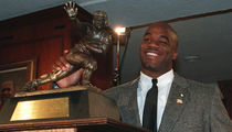 Rashaan Salaam -- Heisman Winner Dead at 42