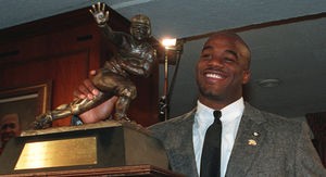 Rashaan Salaam -- Heisman Winner Dead at 42 ...…