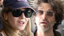 Renee Zellweger -- Roped into Boyfriend's War with Ex ... My Money's MINE (VIDEO)