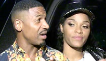 Stevie J -- Preggo Joseline Is Evil and Violent ... Needs Serious Mental Help