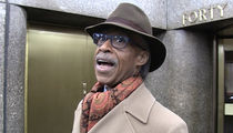 Al Sharpton -- Blasts Sheriff In McKnight Case ... Over N-Bomb News Conference (VIDEO)