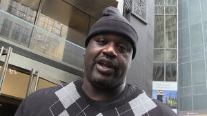 Shaq -- CALL ME SHAQ-A-CLAUS ... I Know Where To Get Hatchimals!