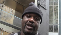 Shaq -- CALL ME SHAQ-A-CLAUS ... I Know Where To Get Hatchimals! (VIDEO)