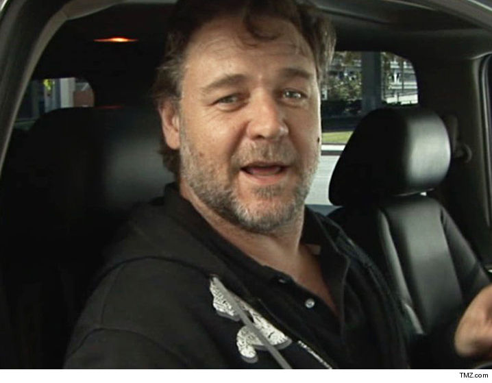 Russell Crowe will not...