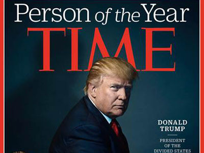 Donald Trump Named Person of the Year & Twitter Is Losing Its Mind -- See Craziest Reactions!