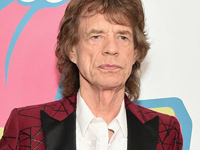 Mick Jagger Just Had His EIGHTH Kid at the Age of 73 -- Wait'll You See His 30-Year-Old Baby Mama!