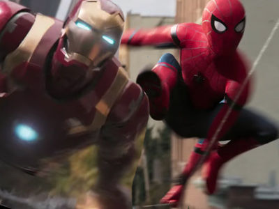 """Spider-Man: Homecoming"" Trailer Is HERE: See Iron Man, Vulture & More!"