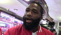 Adrien Broner Loses Threesome Sex Tape Case ... Protect Your 'Ho Phone'
