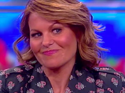 "Today Was Candace Cameron's LAST DAY at ""The View"" -- See Her Emotional Goodbye!"