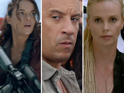 """Fast & Furious 8"" Has a New Title & Teaser Trailer -- How Is Paul Walker's Absence…"