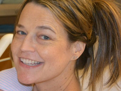 Savannah Guthrie GIVES BIRTH -- See ADORABLE First Photo of Her Newborn Baby Boy!