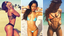 40 Insanely Hot Shots Of Teyana Taylor To Celebrate The Bday Babe