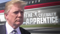 Donald Trump Insists He'll Spend 'Zero Time' Producing 'Apprentice' (VIDEO)