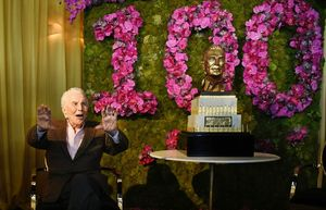 Kirk Douglas -- The Centennial Celebration