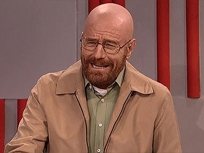 Walter White is Back! 'SNL' Parodies Character as Trump's DEA Appointee (Video)