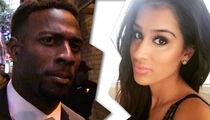 Emmanuel Sanders' Pregnant Wife Files For Divorce and Gets Restraining Order