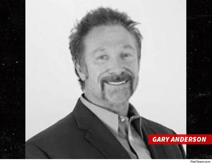 Dating contractor gary anderson