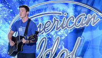 'American Idol' Contestant Sues Show for Blowing Out Eardrum