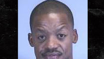 Steve Francis Back Behind Bars On Burglary Warrant (MUG SHOT)