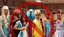 Major League Baseball Bans Dressing Players Like Women