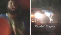 Video Released Showing Cardell Hayes Right After Will Smith Shooting