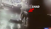 Surveillance Footage of WWE Star Body Slamming Armed Robber (VIDEOS)