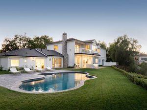 Scott Disick's Hidden Hills House