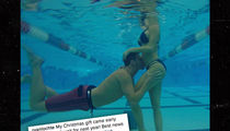 Ryan Lochte's Fiancee Is Pregnant (PHOTOS)