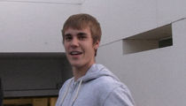 Justin Bieber's Pissed, Makes Fun of Paparazzo's Face (VIDEO)