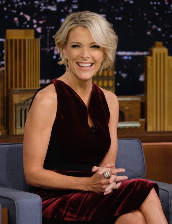 Cable News Star Megyn Kelly is gorgeous!