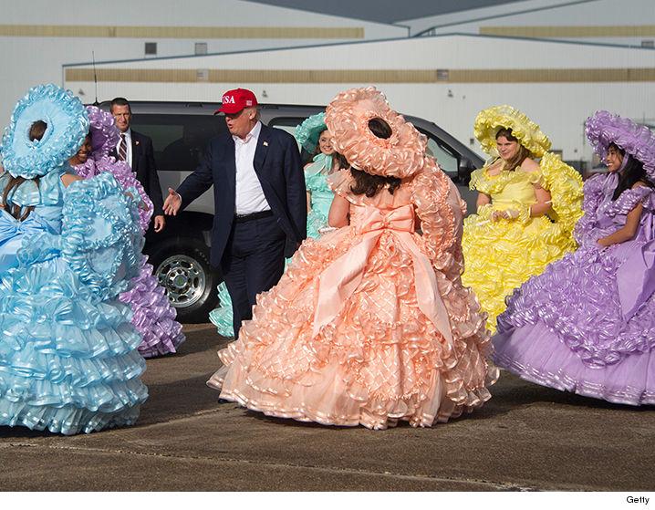 Donald Trump Rally in Mobile, Alabama