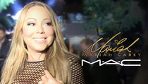 Mariah Carey Called The Shots In MAC Makeup Campaign
